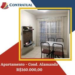 Apartamento 3 Quartos, Condomínio Jardim Paradiso Alamanda