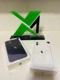 Título do anúncio: iPhone 11 lacrado preto ou branco - cubro ofertas