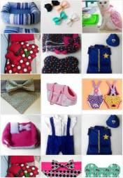 Cama,bolsa, roupas e acessórios PET  (ENCOMENDAR).