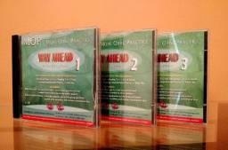 CD's MOP To The Top 1, 2 e 3 - Nível Avançado CCAA