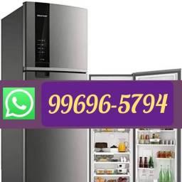 Título do anúncio: Consertos de geladeiras multimarcas