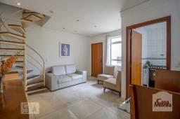 Apartamento à venda com 3 dormitórios em Alto caiçaras, Belo horizonte cod:326773