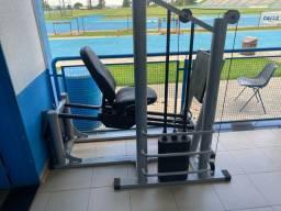 Leg Press profissional - musculação exercício