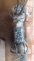 Caixa de macha completa L200