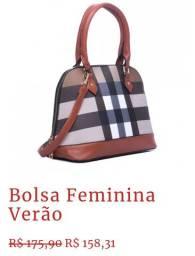 Bolsa Feminina Moda Verão