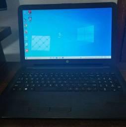 Título do anúncio: Notebook Gamer HP, 4gb de RAM, processador AMD A12, placa de vídeo Radeon R7, tela 15,6