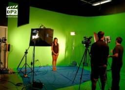 Tecido Chroma Key Verde 1,80 De Largura Por 3 Metros Vídeos YouTube e Outros