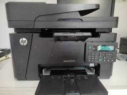 Título do anúncio: Impressora laser Hp MFP M127fn