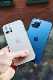 iPhone 12 pro max 128gb GOLD/AZUL LACRADO