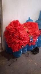 Sacas de cebola para seu uso de açai