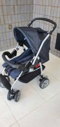 Carrinho de Bebê + Bebê Conforto- Burigotto