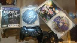 Controle e jogos