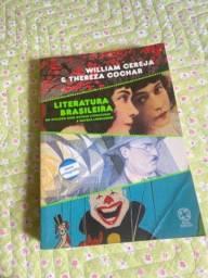 Livro didático?? literatura brasileira?