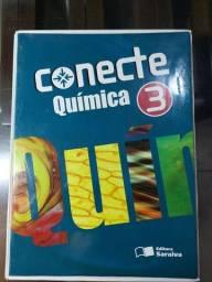 Título do anúncio: Livro Box de Química Conect Vol.3