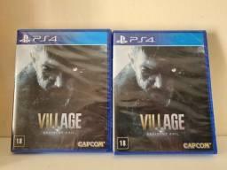 Resident Evil Village Ps5 Midia Fisica Lacrada