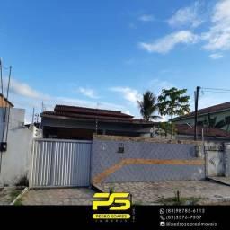 Título do anúncio: (OPORTUNIDADE) Casa com 4 dormitórios à venda por R$ 450.000 - Altiplano Cabo Branco - Joã