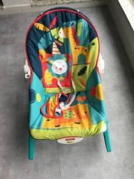 Duas Cadeiras de Descanso e Balanço para Musical Vibratória para Bebê