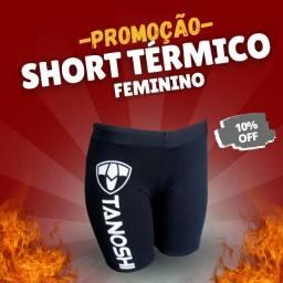 Título do anúncio: Bermuda Térmica Feminina