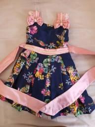 Vestidos festa infantil tamanho 1 ano