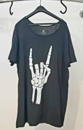Camiseta JOSS original malha egípcia GG