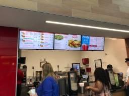 Oportunidade de negócio: Marca fast-food/hamburger