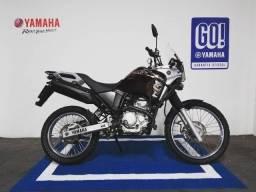Yamaha XTZ 250 Ténéré 2018/2019 - GO! Yamaha, cor Marrom.