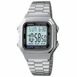 Relógio Casio A178W - PRATA