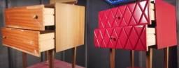 Restauramos e fabricamos móveis em madeira Decks e MDF