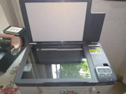 Prensa térmica e impressora para sublimação