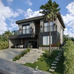 Título do anúncio: Casa de condomínio para venda tem 339 metros quadrados com 3 quartos