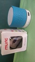 Título do anúncio: Caixa De Som Music Mini Speaker Bluetooh
