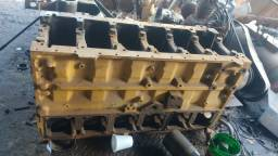 Bloco do motor 3116 Caterpillar