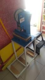Máquina fazer chinelo