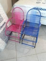 Cadeira balaço infantil