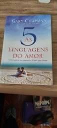 Livro as 5 linguagens do amor