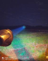 Super Lanterna Led para Caça, Pesca, Acampamento