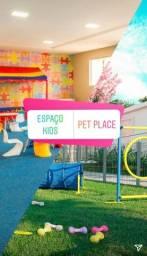 Imóveis com espaço kids e  peat pleace!