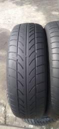 2 pneus 175/70/14 frisados