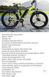 Bicicleta montanbike elétrica nova  , valor 6000 mil