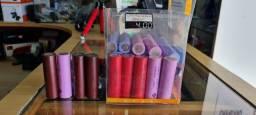 Título do anúncio: Bateria Lithium  18650  4,2V  parafusadeira, lanterna
