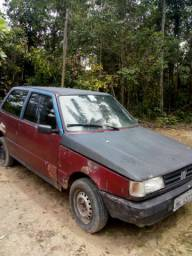 Vendo carro usado Modelo FIAT UNOMille valor de R$2.000.00
