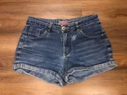 Short Jeans Tamanho P