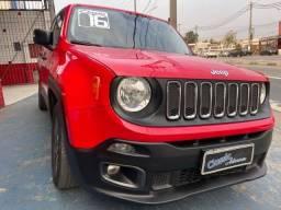 Título do anúncio: Imperdível! Jeep / Renegade Sport 1.8 Aut 2016