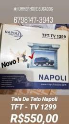 Vende - Se Tela De Teto Napoli TFT-TV 1299