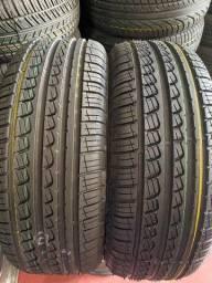 Título do anúncio: 2 pneus Tekystyre 205/55/16 (montagem grátis)