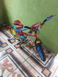 Bicicleta infantil semi nova V/T