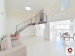 Loft (loft) 1 dormitórios/suite, cozinha planejada, elevador, em condomínio fechado