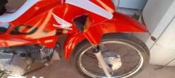 Título do anúncio: Estou vendendo essa moto Pop 110