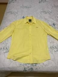 Título do anúncio: Camisa Amarela Colcci Original