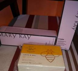 Kit Mary Kay e sabonetes natura